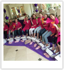 GBG Pamper Spa Parties For Kids Girls Teenagers In Hertfordshire - Childrens birthday party ideas in london