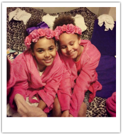 girls sleepover spa parties, slumber parties, pijama spa parties for girls in London