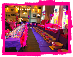 girls spa parties regents park