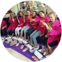 Girls Spa Parties Hertfordshire | Childrens Spa Parties Hertfordshire | Kids Spa Parties Hertfordshire | Teen Spa Parties Hertforshire