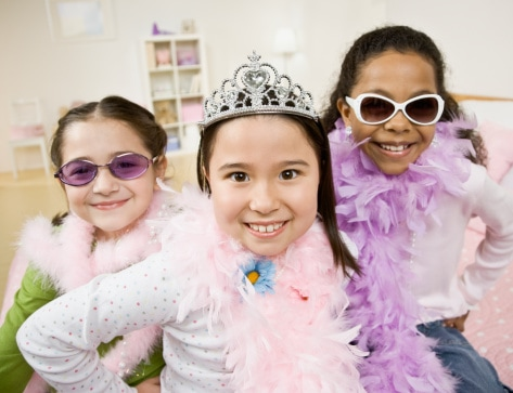 little girl princess birthday party ideas London