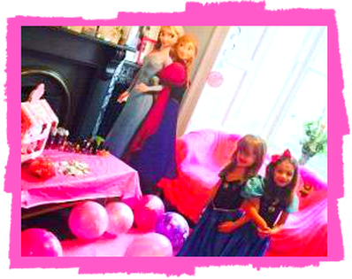 princess pamper parties willesden